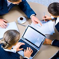 Administración de ptos. de venta y personal